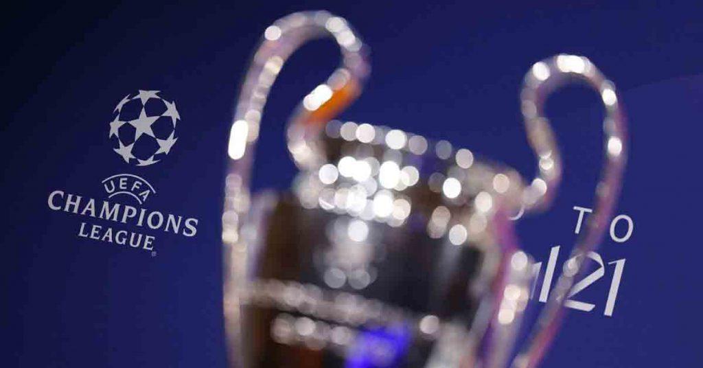TNT Sports - UEFA Champions League