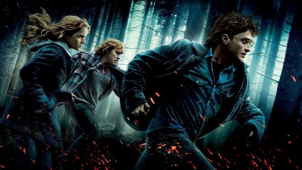 Harry Potter - HBO Max