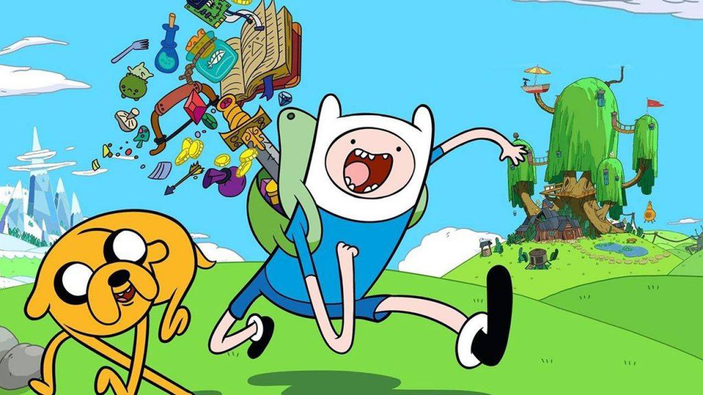 Hora de Aventura - Cartoon Network