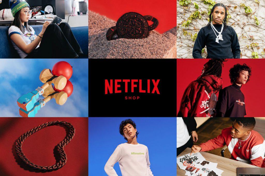 Netflix Shop