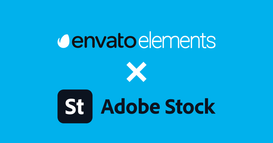 Envato elements Adobe Stock