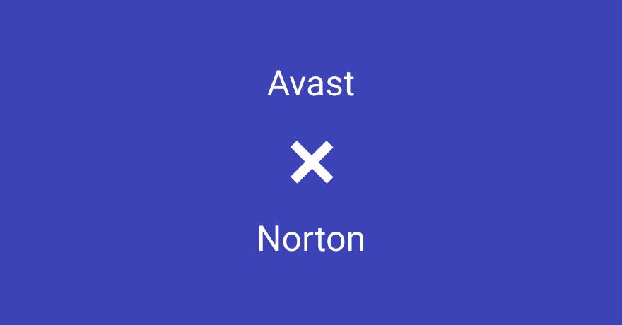 avast-x-norton