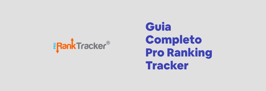 Pro Rank Tracker